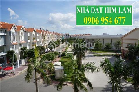 Bán biệt thự quận 7, Him Lam Kênh Tẻ lô G23, hướng Nam, nhà mới đẹp, có thang máy ,giá 23,5 tỷ