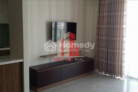 Cho thuê căn hộ Sunny Plaza Phạm Văn Đồng 3 PN 120 m2, đầy đủ nội thất, tầng 15 giá 18 tr/tháng