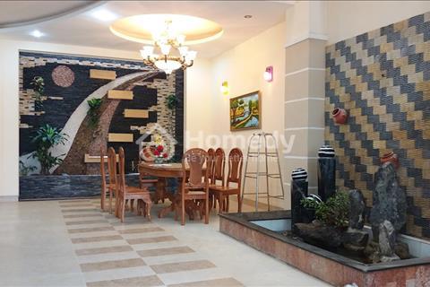 Biệt thự nghỉ dưỡng 200 m2 đúc 3 tấm,  đường Nguyễn Oanh. Thiết kế đẹp