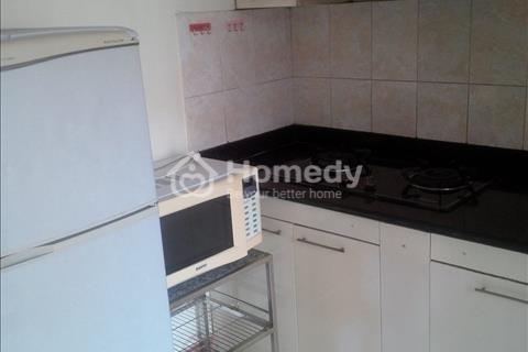 Cho thuê căn hộ tầng 2 ở Kim Mã. S = 72 m2. Đồ cơ bản, ưu tiên hộ gia đình