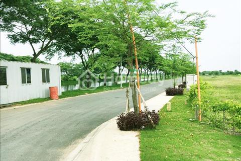 Đất nền sổ đỏ MT Nguyễn Bình, Nhơn Đức, Nhà Bè. Giá 16,7 triệu/m2