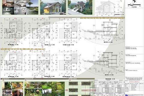 Mở bán đất nền siêu dự án biệt thự đồi thuỷ sản Quảng Ninh, đầu tư 2 tỷ sinh lời 10 tỷ
