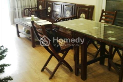 Cho thuê căn hộ chung cư Mipec - 229 Tây Sơn, 75m2 thiết kế 2 phòng ngủ, đủ đồ giá 12tr/tháng