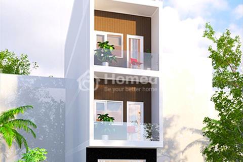 Chính chủ cần cho thuê nhà KDC Him Lam - diện tích 5x20 m - 1 hầm - 1 trệt - 3,5 lầu- Mới 100%