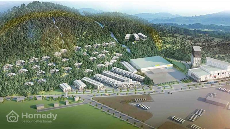 Dự án Khu đô thị Green Home Quy Nhơn Bình Định - ảnh giới thiệu