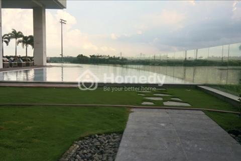 Bán gấp căn hộ 2 phòng, Đảo Kim Cương, tháp Bora, căn 2 PN, giá 4,17 tỷ, view sông SG + Q7, lầu cao
