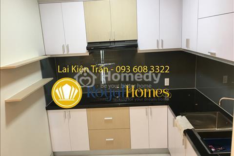 Cho thuê căn hộ 2 phòng ngủ cao cấp Q5 view hồ bơi 20 triệu/tháng 73m2