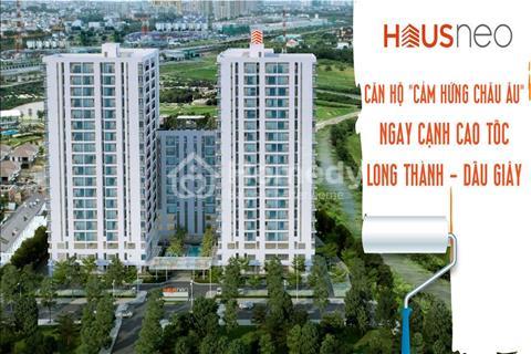 Căn hộ Hausneo đang sốt nhất quận 9, vị trí thuận lợi. Nhận đặt chỗ 30 triệu từ chủ đầu tư