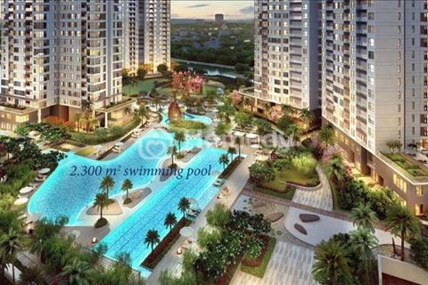 Bán căn hộ Đảo Kim Cương, 2 pn – 125 m2. Vào ở ngay, thanh toán chậm. Giá 8,3 tỷ
