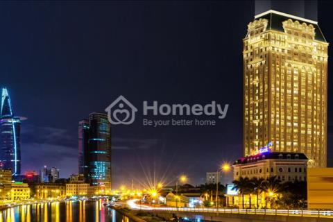 Cho thuê căn hộ cao cấp ICON 56, 2pn-2wc, 80m2, lầu trung, view đẹp. Giá 32 triệu