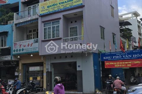 Cho thuê nhà mặt tiền đẹp đường Dương Bá Trạc, Phường 1, Quận 8