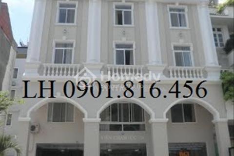Cho thuê Khách sạn mặt tiền Lê Văn Thêm, Phú Mỹ Hưng 35 phòng giá 24.000 usd