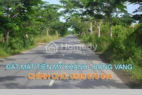 [Chính chủ] - Bán đất vườn gần chợ Mỹ Khánh 2.000 m2 - 200 m2 thổ cư