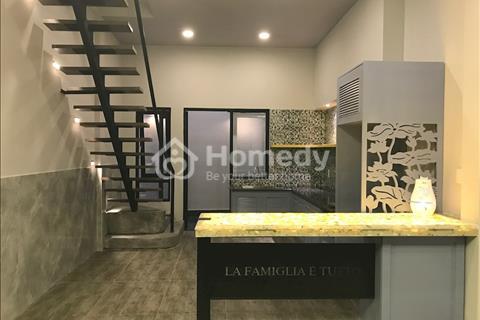 Cho thuê nhà mới, thiết kế hiện đại, DTSD 80m2, Q9 (cách cầu Sài Gòn 5 phút xe máy)