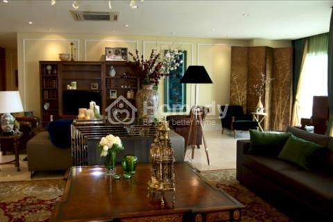 Bán căn penthouse tại Everrich 1 trung tâm quận 11, giá 45tr/m2, có nội thất, hồ bơi và vườn riêng