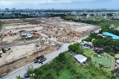 790tr sở hữu đất mặt tiền Trường Lưu, Chợ Long Trường, Quận 9. Ngân Hàng hỗ trợ 70% trong 20 năm