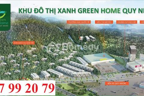 Green Home Quy Nhơn- Giá gốc CĐT, cơ hội nhận xe SH và 10 chỉ vàng