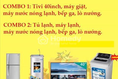 Bán nhà phố phường Phú Hòa, ngân hàng hỗ trợ 60%