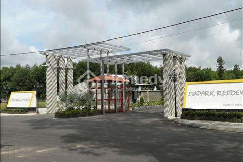 Đất nền dự án Sunpark Residence - Long Thành đẹp, giá rẻ, có sổ riêng, 100% thổ cư