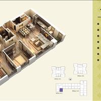 Bán căn góc 110,3m2 chung cư Home City 177 Trung Kính, liên hệ Mr Hùng