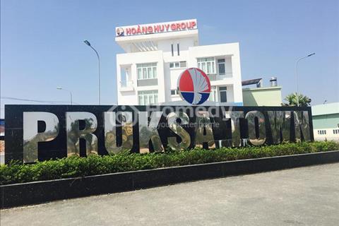 Pruksa Town Hoàng Huy nhà ở giá rẻ chất lượng không hề rẻ