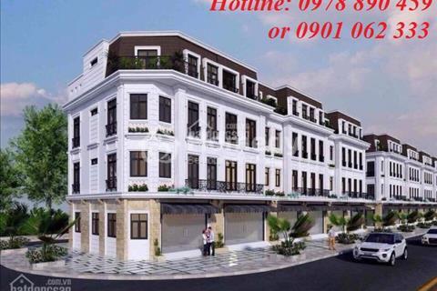 Hoàng Huy, nhà liền kề thuận tiện cho việc ở hoặc kinh doanh cho hộ gia đình