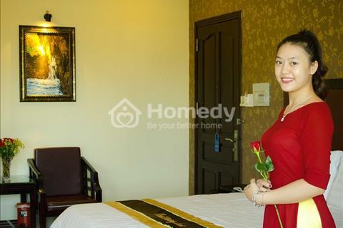 Bán khách sạn 25 phòng, 2 mặt tiền Võ Nguyên Giáp - Đà Nẵng, gần resort Furama