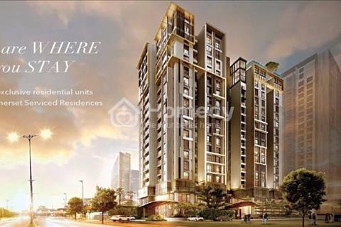 Bán căn hộ siêu sang D1Mension - Capitaland - Quận 1 - Thành phố Hồ Chí Minh