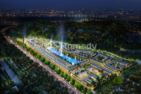 Bán biệt nhà phố, biệt thự khu đô thị Lakeview city quận2,  6x16, 6.95 tỉ.
