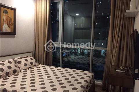 Cho thuê 2 tháng căn hộ Vinhomes Central Park, 4 phòng ngủ, full nội thất