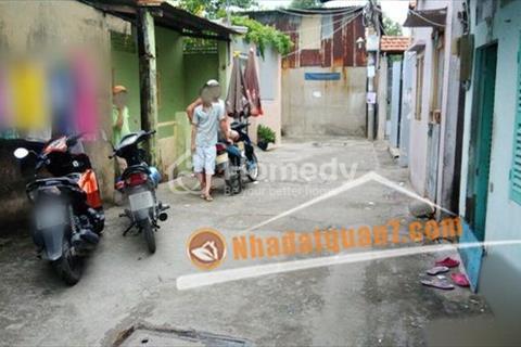 Bán GẤP dãy nhà trọ hẻm 1041 Trần Xuân Soạn, Tân Hưng , Quận 7