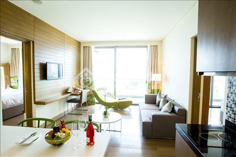 Cho thuê căn hộ cao cấp Novotel đầy đủ nội thất, hưởng dịch vụ thoải mái