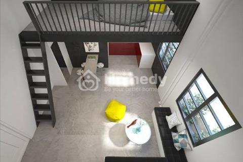 Căn hộ mini Quận 6, có trung tâm thương mại và đầy đủ tiện ích ở dưới chung cư