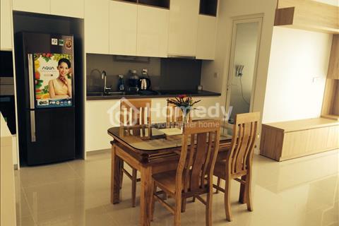 Cho thuê căn hộ Sala, diện tích 88m2, 2PN, Full nội thất, giá 24tr/tháng.