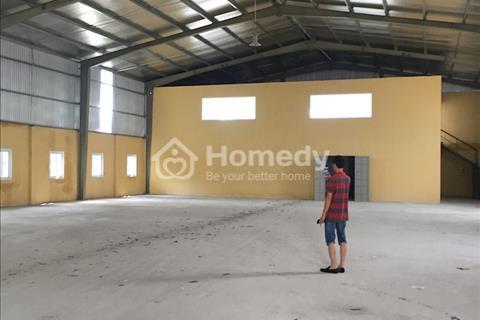 Cho thuê kho xưởng diện tích 300 m2 Kcn Lai Xá, Hoài Đức, Hà Nội