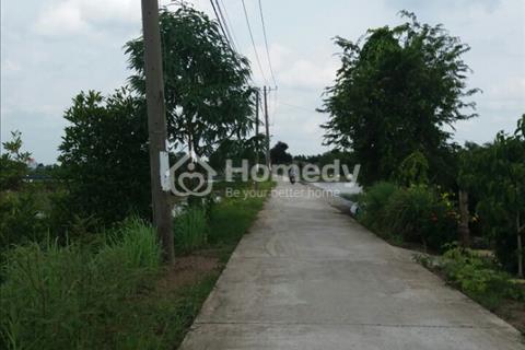 1.200m2 đất vườn đường xe hơi Nguyễn Văn Tạo Nhà Bè giá 800 triệu
