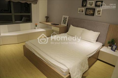 cho thuê CH Luxcity quận 7, 2pn, tầng cao, giá 13tr/tháng, full nội thất