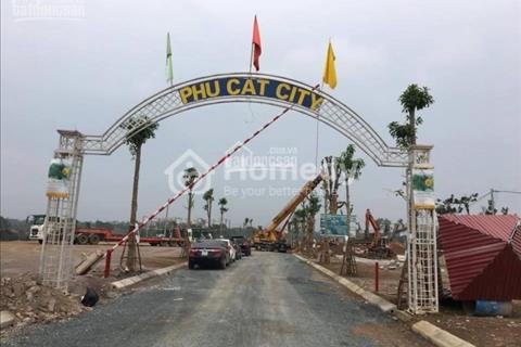 Chỉ với 9tr/m2 tại dự án Phú Cát City, cơ hội vàng để đầu tư và nghỉ dưỡng cực tốt