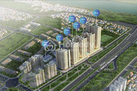 Chung cư EuroWindow River Park thiết kế hiện đại, tiện ích cao cấp, giá 16,5 triệu/m2