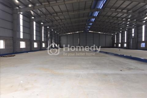 Cho thuê kho xưởng DT 3.700 m2 KCN Quế Võ 1, Bắc Ninh, Công ty Gia An