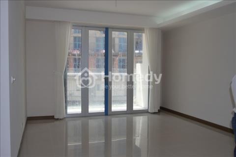 Cho thuê căn hộ Sky Center Phổ Quang, 2PN, 75m2, nội thất cơ bản (rèm, máy lạnh) 13 triệu/tháng