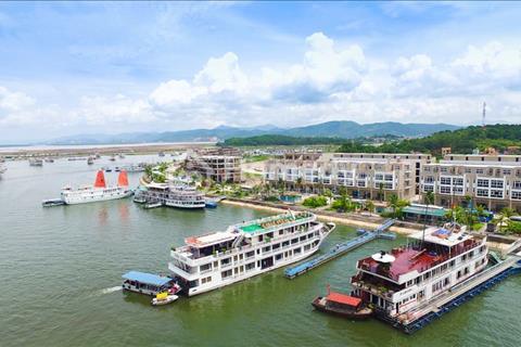 Bán nhà phố Tuần Châu sát mặt biển giá chỉ từ 3,8 tỷ