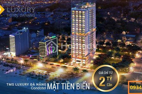 TMS Luxury Đà Nẵng chính thức mở bán ưu đãi ngập tràn