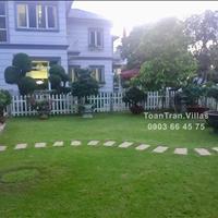 Cho thuê biệt thự Thủ Đức Garden Homes, sân vườn rộng