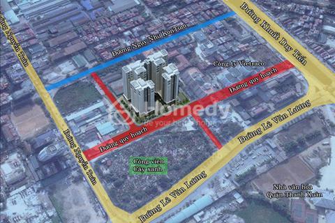 Bán dự án chung cư Việt Đức Complex giá chỉ từ 2,2 tỷ trên một căn hộ cao cấp