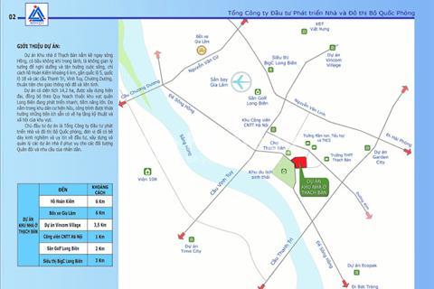 Cần chuyển nhượng gấp suất ngoại giao kiot CT1 Thạch Bàn - Long Biên - Hà Nội