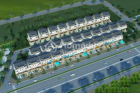Biệt thự song lập liền kề Dragon Parc 1 Phú Long mặt tiền Nguyễn Hữu Thọ Nhà Bè giá rẻ chủ đầu tư