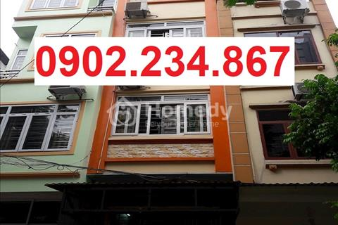 Bán nhà diện tích 66 m2 xây 4 tầng, ngõ 3 m, kinh doanh tốt, phường Phú Diễn, giá 2,8 tỷ