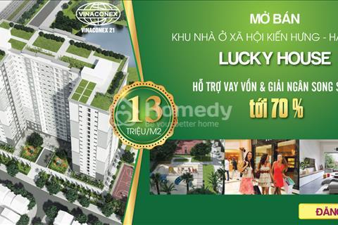 Nhà ở xã hội Lucky House Kiến Hưng Hà Đông thông báo tiếp nhận hồ sơ đợt 2
