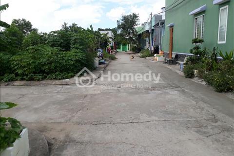 Cần bán gấp 130m2 đất thổ cư Nhà Bè giá 800 triệu, đất 2 mặt tiền xe hơi 6m Nguyễn Văn Tạo